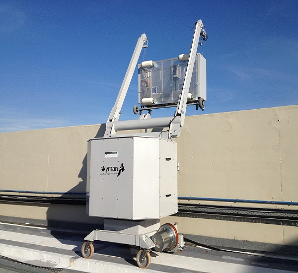 Permanent Installation Platforms Bmu Systems