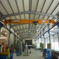 Standard Configuration & Low Headroom Bridgecranes