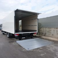 ALUMINIUM KITS FOR TRUCK BOX BODIES