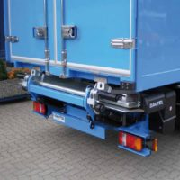 Folder Hydraulic Tail Lifts