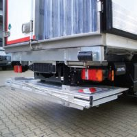 Folder & Slider Hydraulic Tail Lifts