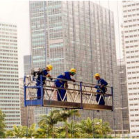 Temporary Installation Suspended Platforms