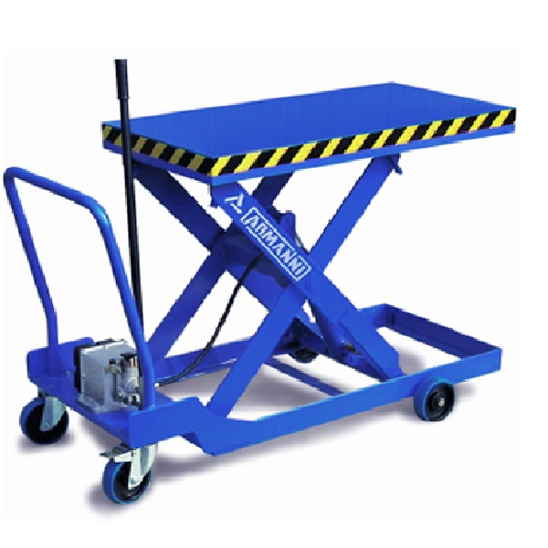 MANUAL SCISSOR LIFTING TABLES ARMANNI - Ν  Σταφυλοπάτης Α Ε