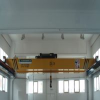Double Girder Standard & Low Headroom Bridgecranes