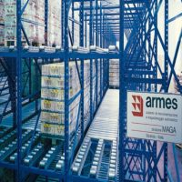 Gravity-Fed Racking Systems