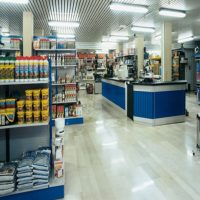 Showrooms Racking Systems