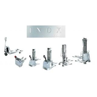 παλετοφόρο inox